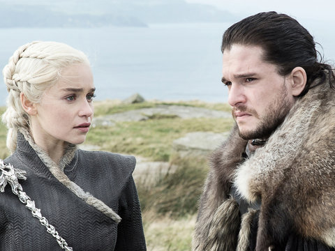 Dany Reunites with Jon After Dragon Demolition In 'Game of Thrones' Sneak Peek