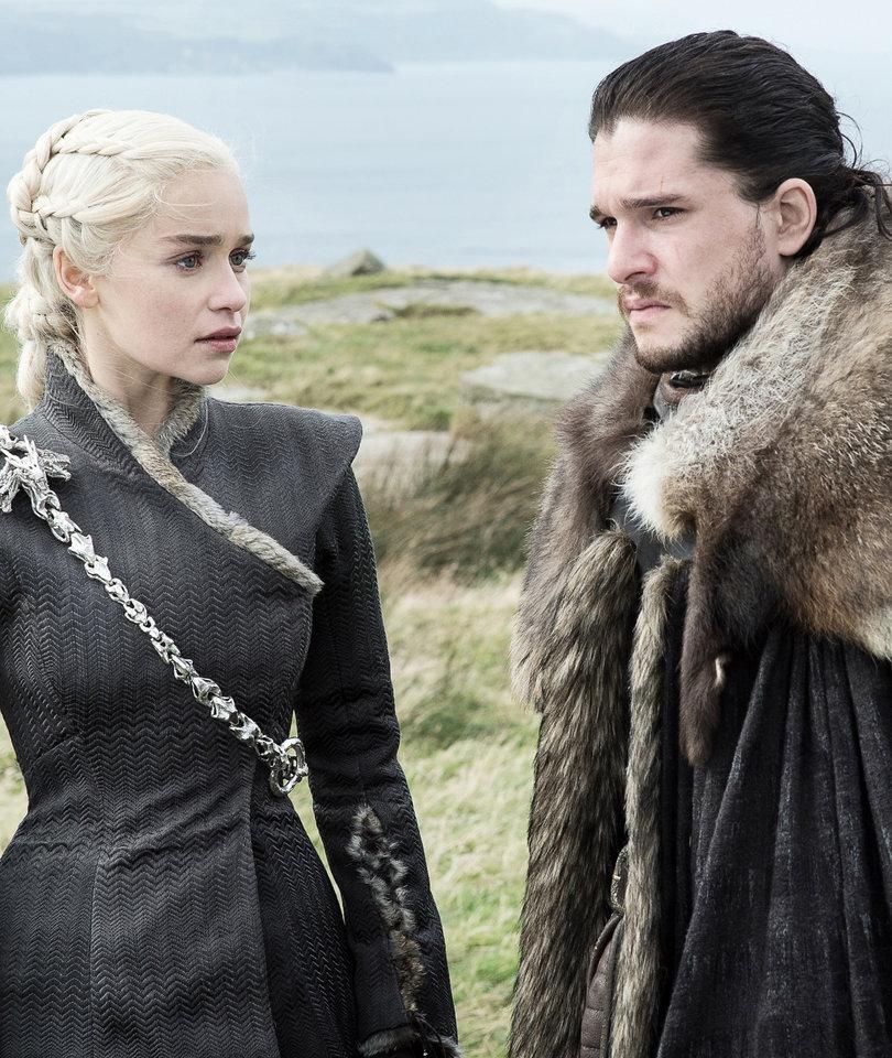 Dany Reunites with Jon After Dragon Demolition In 'Game of Thrones' Sneak Peek