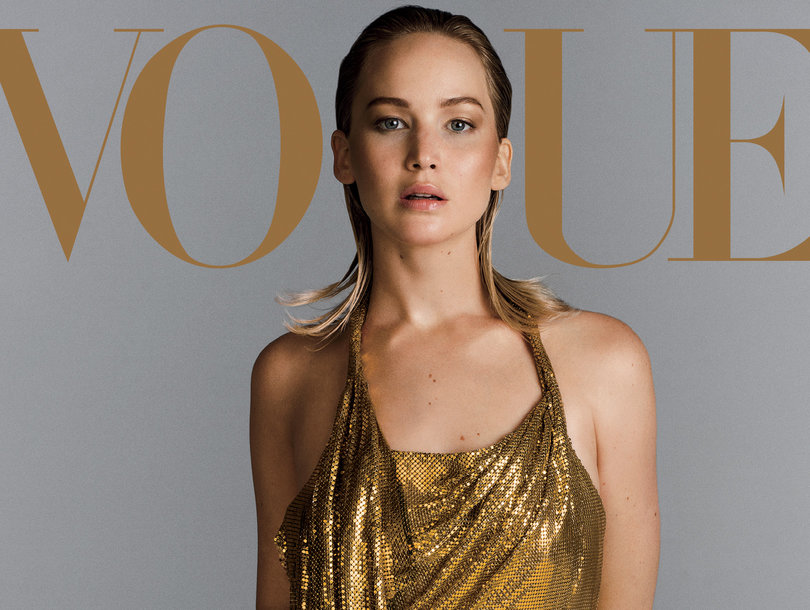 Jennifer Lawrence's 5 Juiciest Vogue Quotes: From Kardashian Obsession to Dating Darren Aronofsky