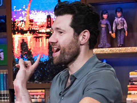 Billy Eichner Promises 'AHS: Cult' Is 'Absolutely Insane'