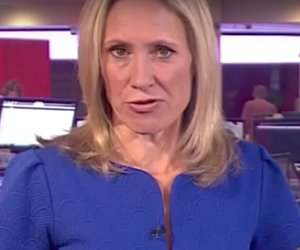 Graphic Sex Scene Unfolds Behind BBC Anchor in Viral News Blooper