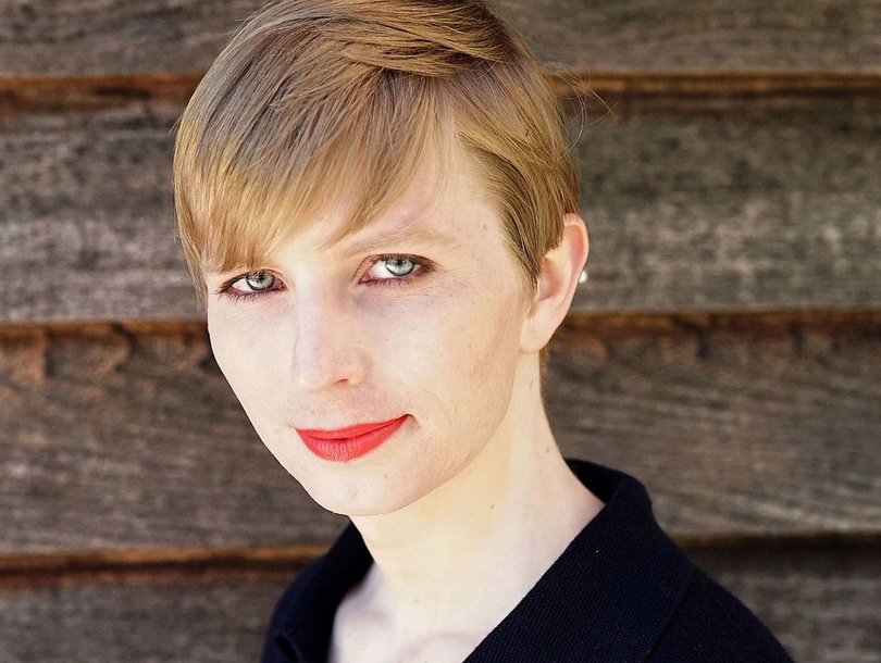 Chelsea Manning Makes Vogue Debut in Red Swimsuit: 'This Is What Freedom Looks Like'