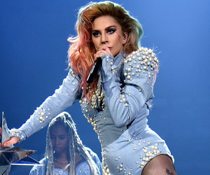 Lady Gaga's Rocks Out at Los Angeles Tour Stop