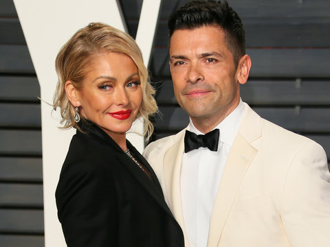 Mark Consuelos Shares Ripped Bikini Pic of Wife Kelly Ripa