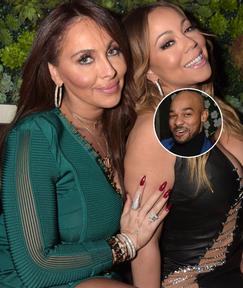 Mariah's Manager Responds to Former Choreographer's Diss