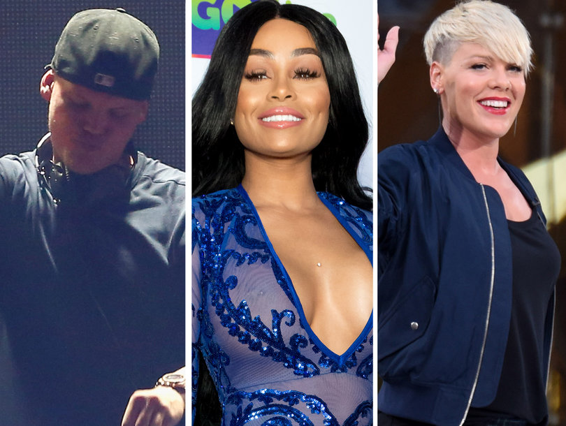 7 Songs You Gotta Hear on #NewMusicFriday: Avicii, Pink, Fifth Haromony and...Blac Chyna?