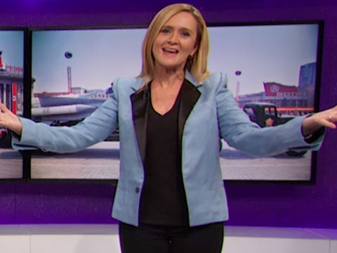 Sam Bee Explains How Steve Bannon's 'Penis Goblins' Birthed the Alt-Right