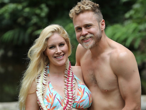 Heidi Montag and Spencer Pratt Hit Hawaii for Babymoon