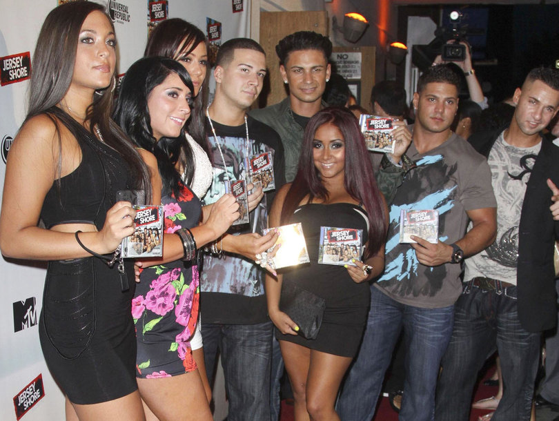 'Jersey Shore' TV Reunion First Look: Find Out Who's MIA