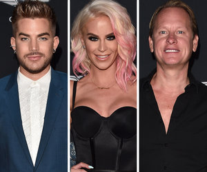 LGBTQ Stars Discuss Aaron Carter Coming Out as Bisexual at Out Power 50 Gala