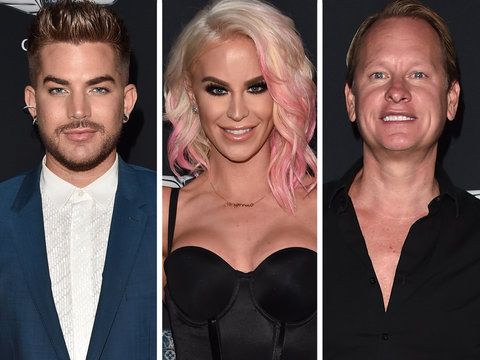 Out Power 50 LGBTQ Stars on Aaron Carter's Sexuality