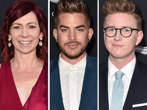 OUT Power 50 LGBTQ Stars on Trump's Transgender Military Ban: 'Gross,' 'F--k Him!'
