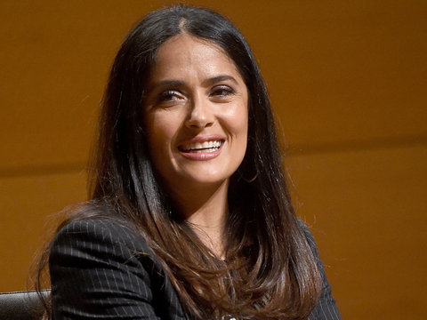 Salma Hayek Cooks Up a Storm Inside the Reynolds/Lively Household