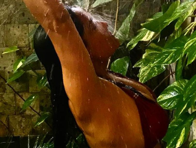 Salma Hayek Is Killing It In Her Bikini