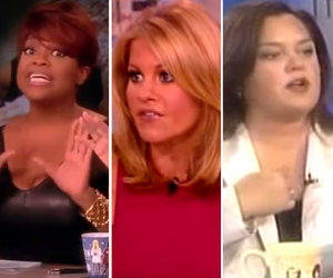 Celebrate 20 Years of 'The View' With 13 of Its Most Explosive Moments