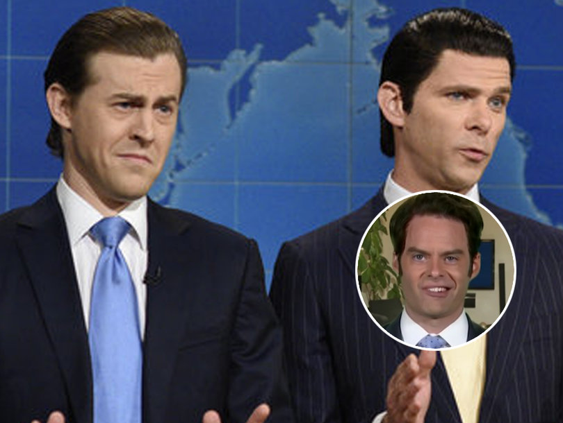 SNL's 'Weekend Update' Unloads on Trump's Kids and Anthony Scaramucci