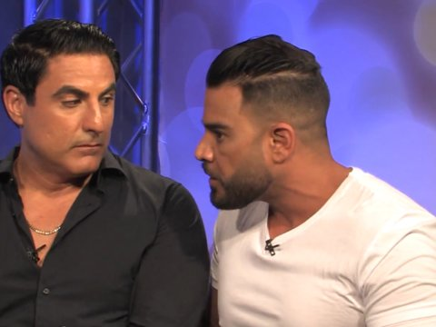 'Shahs of Sunset' Open Up About Scary Moment in Israel