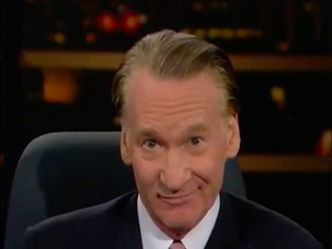 Why Bill Maher Thinks GOP Symbol Should Be A Troll: 'They're Dems' 'Crazy Ex-Girlfiend'…