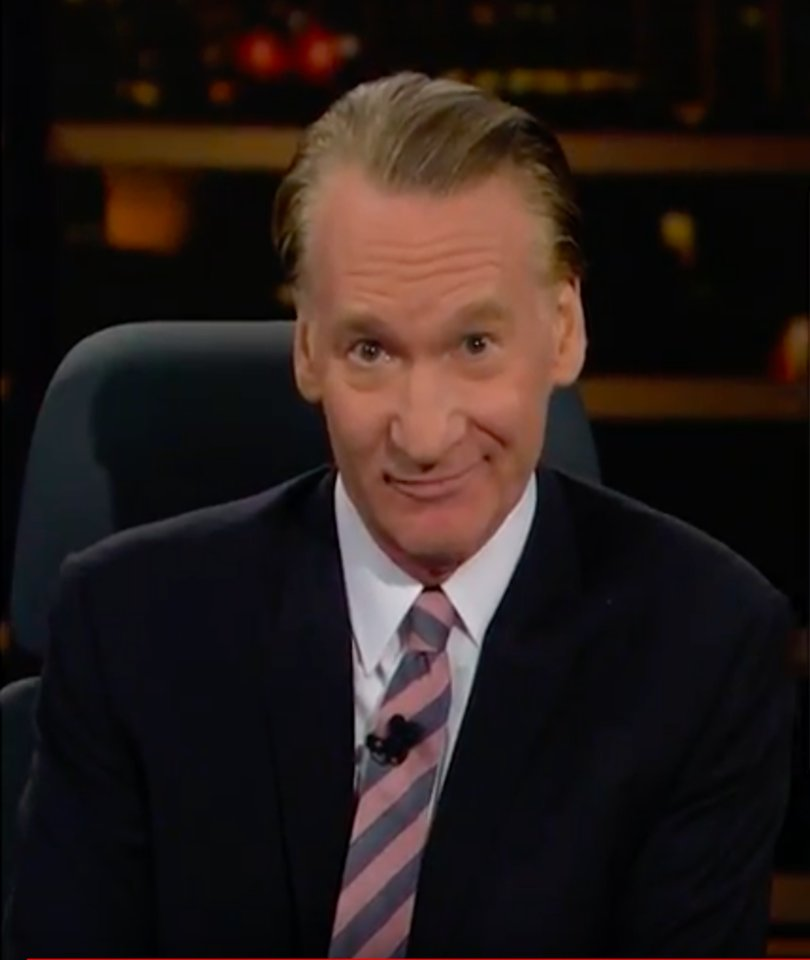 Why Bill Maher Thinks GOP Symbol Should Be A Troll: 'They're Dems' 'Crazy…