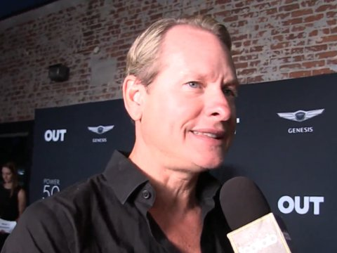 Carson Kressley Spills The Tea On Getting Drunk on 'Hollywood Game Night'