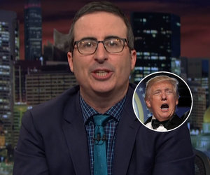 John Oliver Blasts Trump for Not Condemning Nazis in Charlottesville
