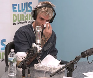 Aaron Carter Breaks Down, Quits Twitter Because He 'Can't Handle This…