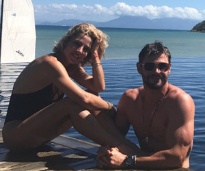 Chris Hemsworth and Elsa Pataky Are #RelationshipGoals on His Birthday Vacation