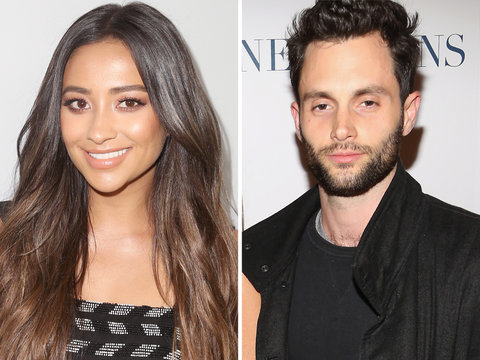'PLL's' Shay Mitchell Joins 'Gossip Girl's' Penn Badgely for New Drama Series