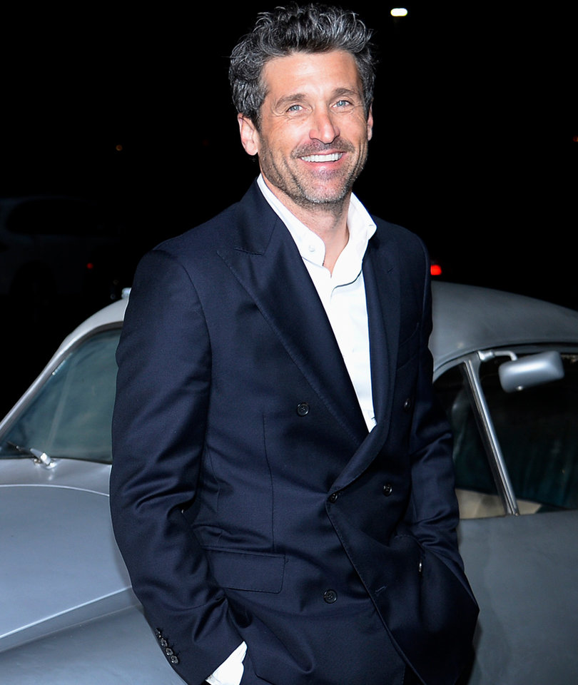 Patrick Dempsey Will Return to TV in Murder Mystery Miniseries