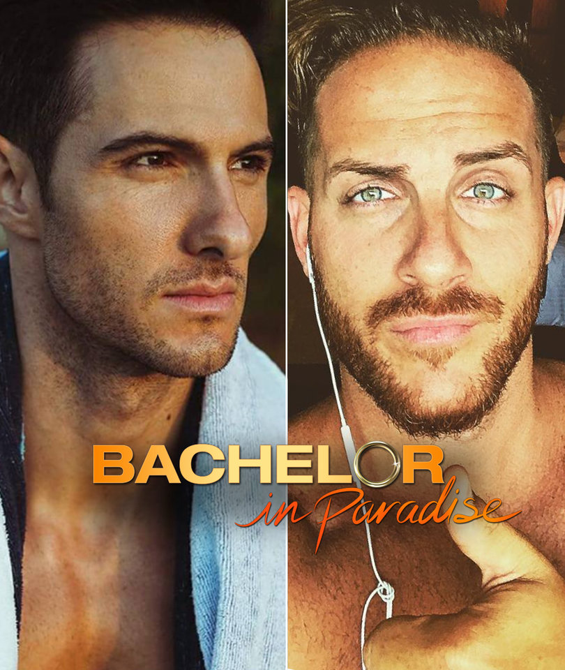 TooFab Live with 'Bachelor in Paradise' Stars Daniel Maguire and Vinny Ventiera