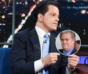 The Mooch Dumps on Steve Bannon During Colbert Interview