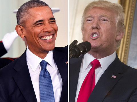 Obama Just Did Something Twitterer-in-Chief Trump Is Going to Hate