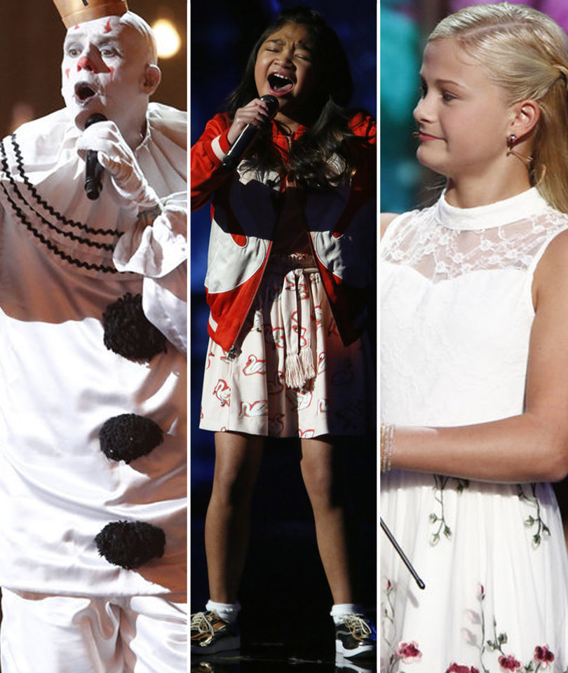 'AGT' Fifth Judge: A Singing Rat Steals Live Show
