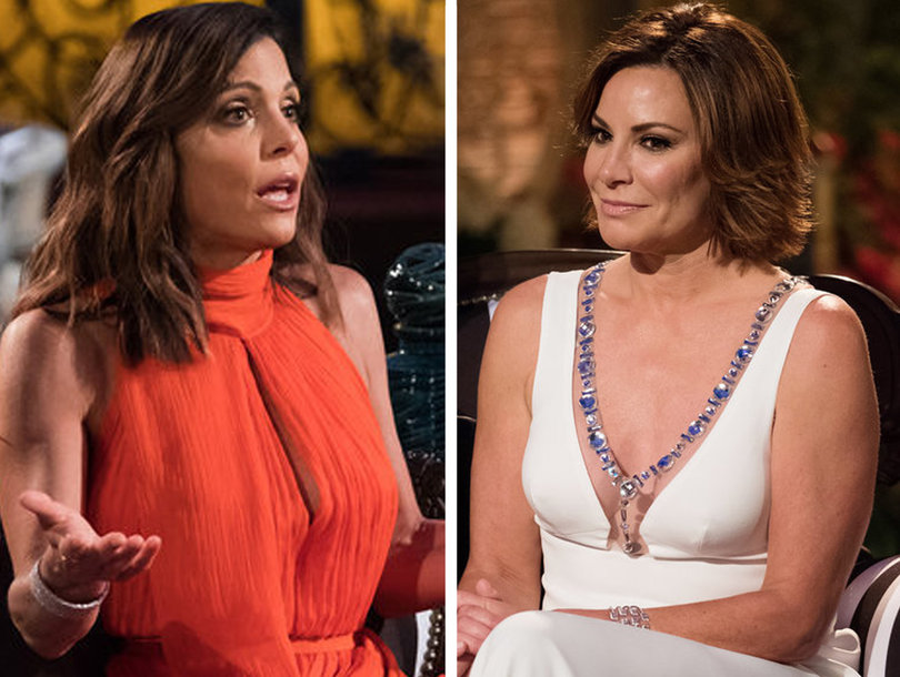 'RHONY' Reunion Puts Luann in Hot Seat Over Tom's Cheating Allegations