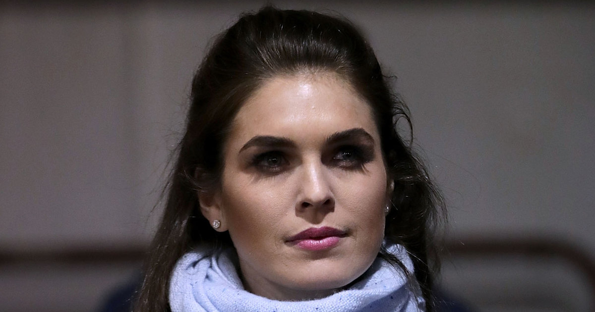 Who Is Hope Hicks? 5 T... Ivanka Trump Supporters