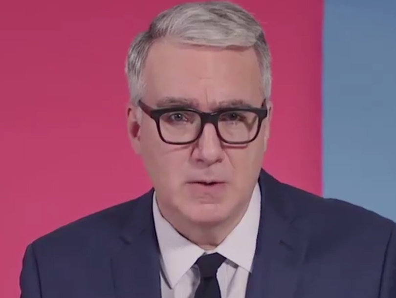 Keith Olbermann Burns Donald Trump With A Tiki Torch in New 4-Minute Rant