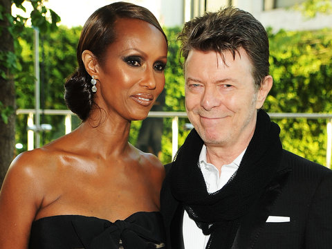Iman Shares Rare Photo of Daughter with Davie Bowie on Teen's 17th Birthday
