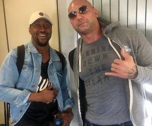 How Jaleel White Got Revenge on Rude Actor With a Dave Bautista-Steve Urkel Selfie…