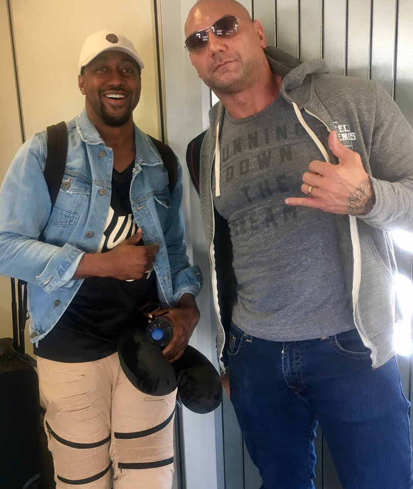 How Steve Urkel Got Revenge on Rude Actor With a Dave Bautista Selfie