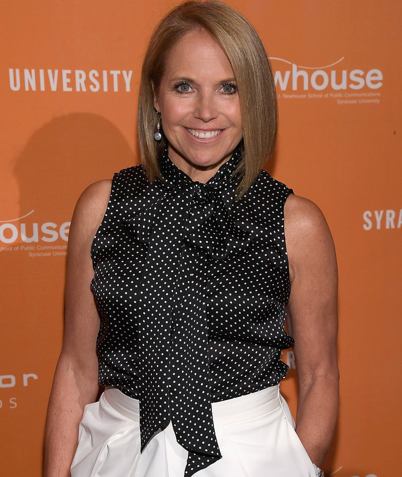 Watch Katie Couric Awkwardly Ask Strangers About Sex, Porn and Underwear