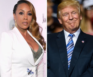Vivica A. Fox Says Trump's 'Not Qualified to Run Our Country'
