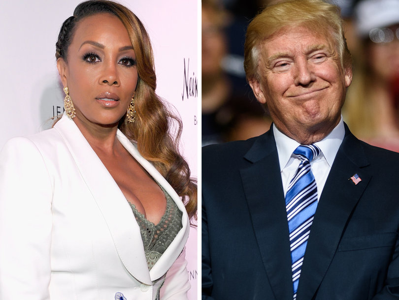 Vivica A. Fox on Trump's Charlottesville Response: 'He's Not Qualified to Run Our Country' (Exclusive)