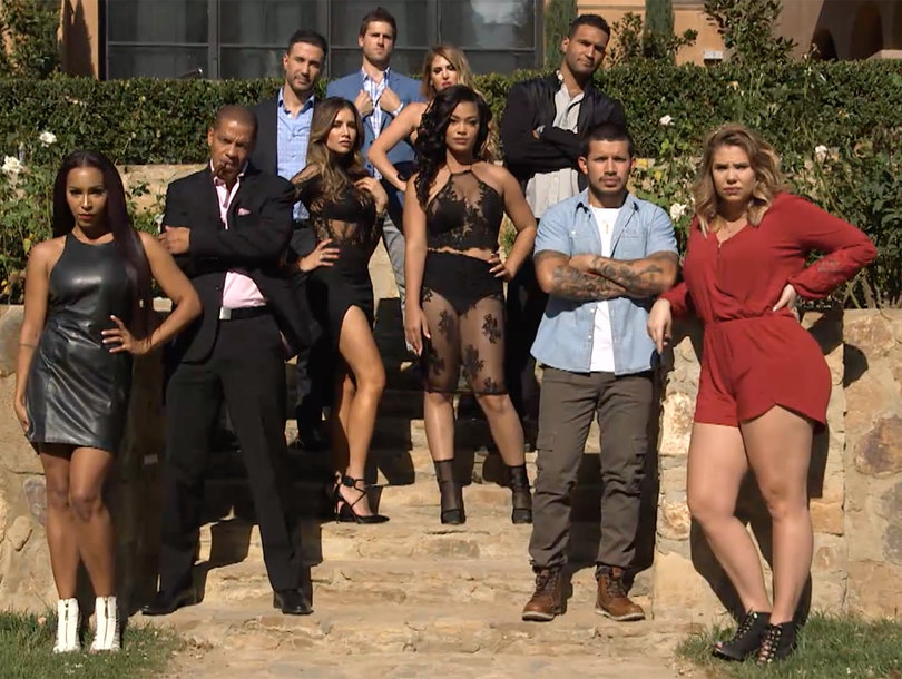 'Marriage Boot Camp' Cast: 'Teen Mom,' 'Shahs'' and 'BiP' Stars Mend It or End…
