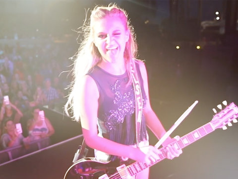 On the Road with Kelsea Ballerini