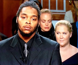 Amy Schumer Surprises 'Judge Judy' Fans by Chilling in Audience