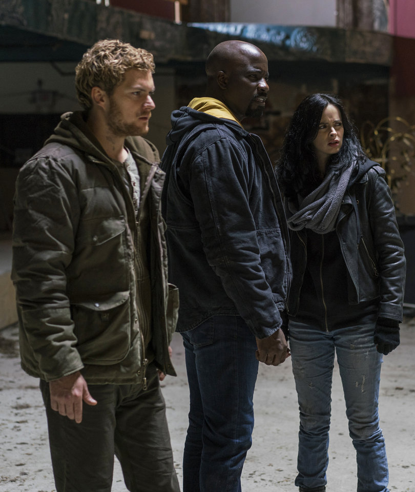 It's a Marvel How Boring Netflix's 'The Defenders' Is: TooFab Review