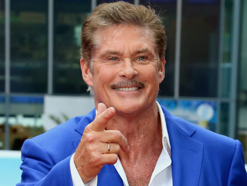 David Hasselhoff on 'American Idol' Judging Gig: 'Throw Me the Ball' (Exclusive)