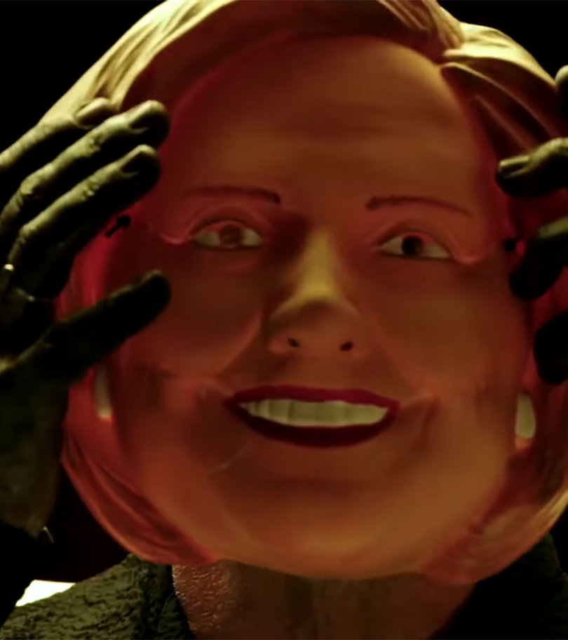 It's Clinton vs. Trump in 'American Horror Story: Cult' Teaser