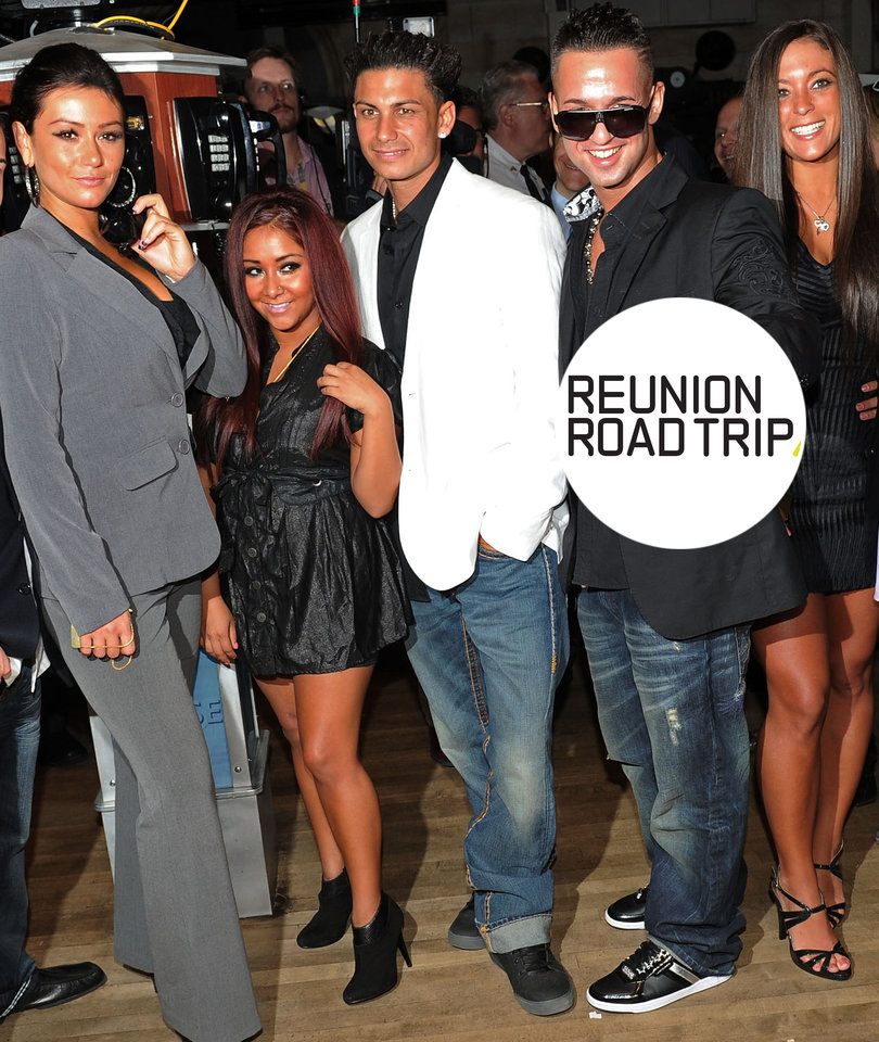 'Jersey Shore' Cast Mocks Mike for Tax Evasion, Sobriety on Reunion Special