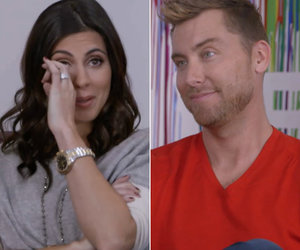 Besties Jamie-Lynn Sigler, Lance Bass Give Us the Feels on 'Hollywood Medium'